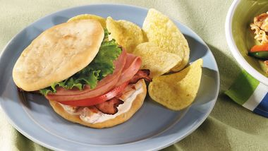 Chicken Club Sandwiches