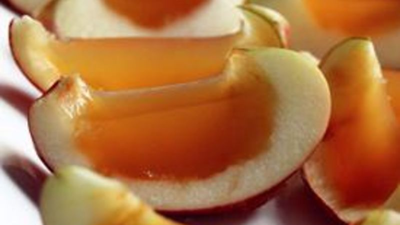 Apple Jello Shots