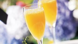 Mimosas de Durazno