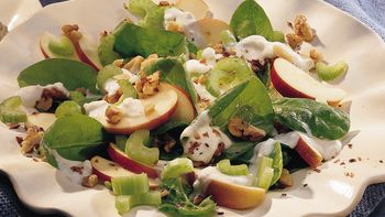 Blue Cheese Waldorf Salad