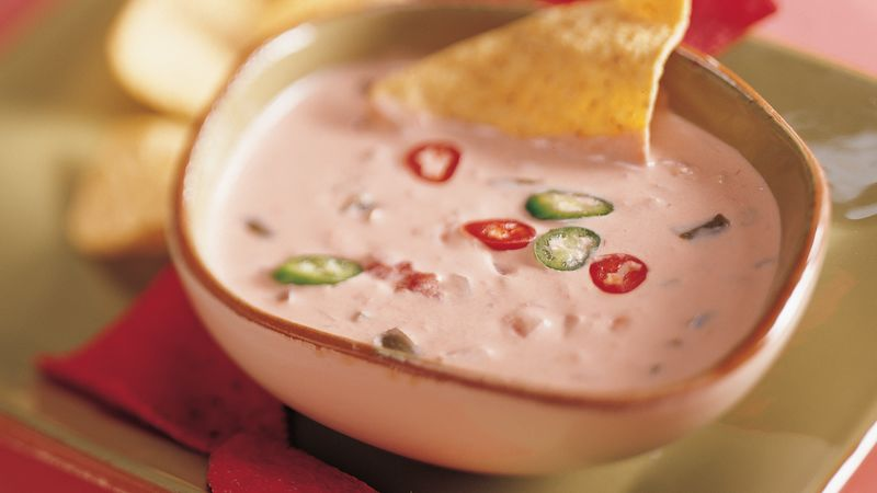 So-Simple Salsa Dip