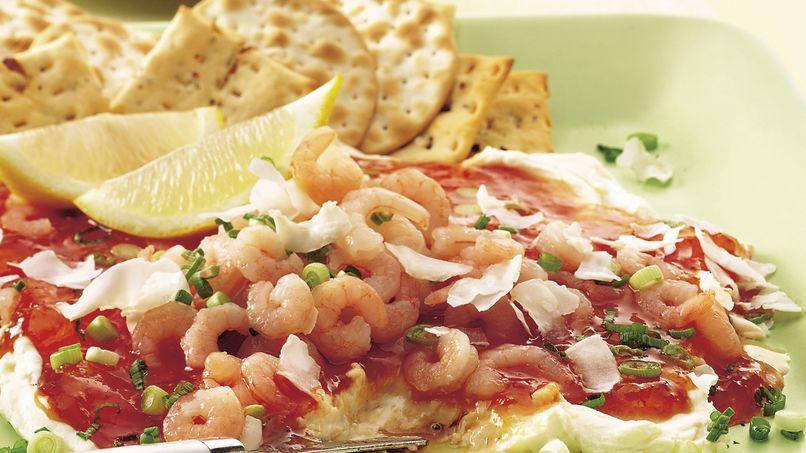 Layered Shrimp Spread