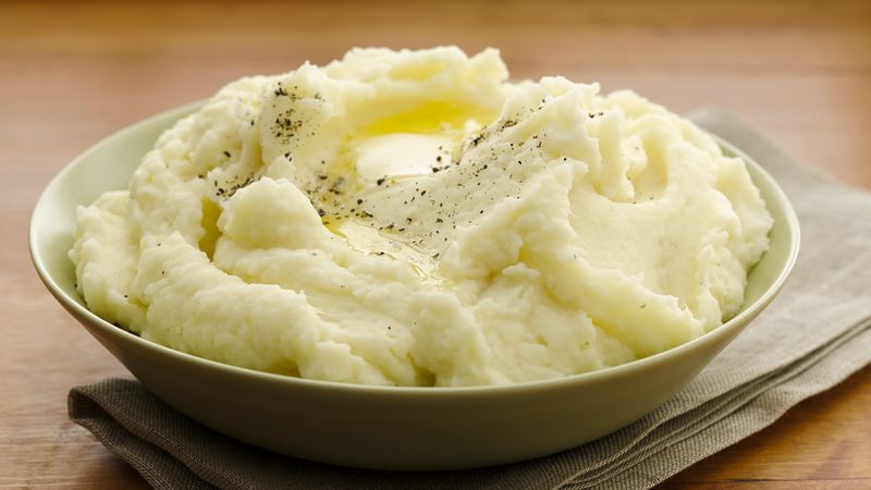 Velvet Mashed Potatoes