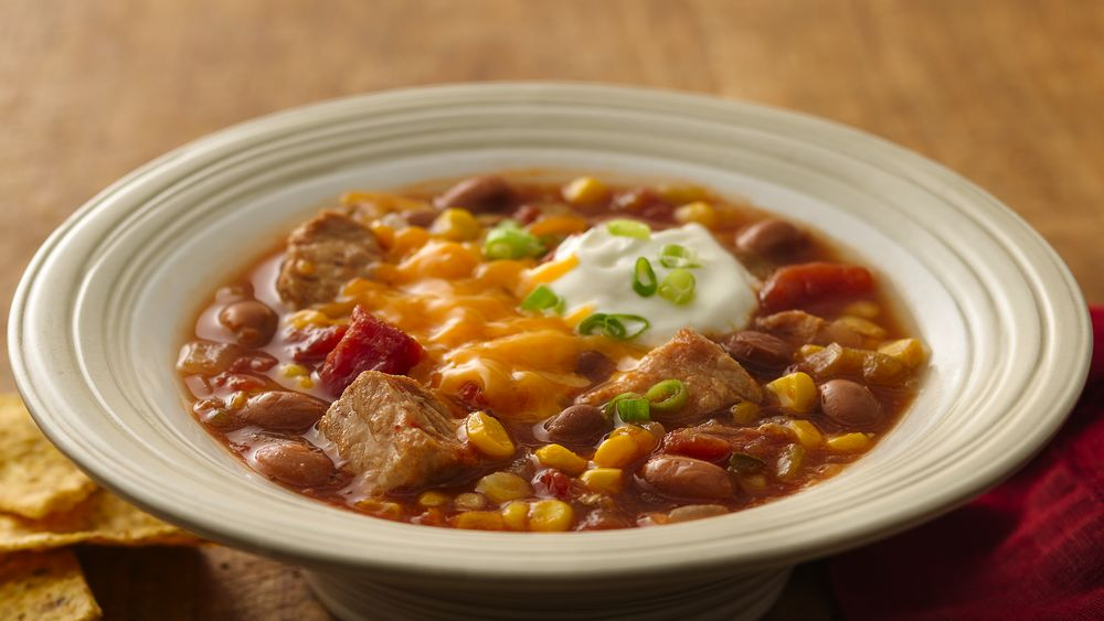 Green Chile Stew