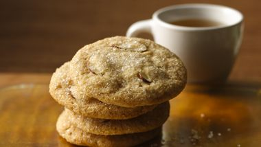 Chinese Five Spice Almond Cookies
