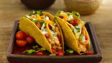 Chicken Ranch Tacos
