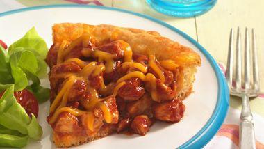 Lip-Smackin' Bar-B-Q Chicken Bake (lighter recipe)