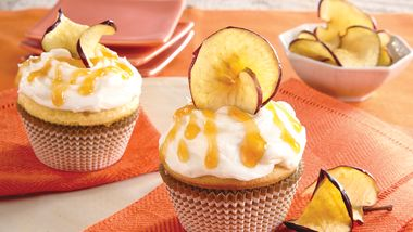 Cider Cupcakes