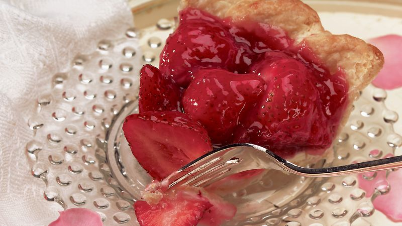 Gold Medal® Fresh Strawberry Pie