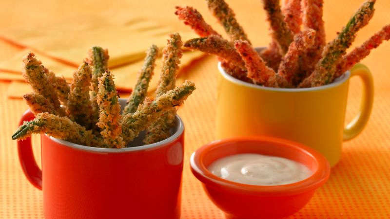 Garden Veggie Fries