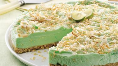 Frozen Key Lime Torte