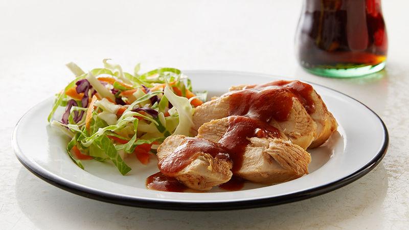 Slow-Cooker Coca-Cola™ BBQ Chicken