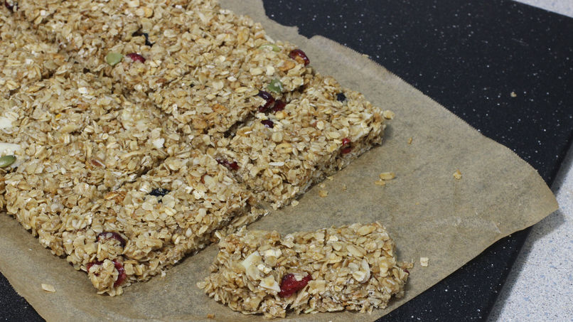Granola and Oatmeal Bars