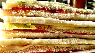 Miga Sandwich with Avocado and Tomato