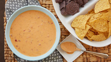 Two-Ingredient Slow-Cooker Queso Dip