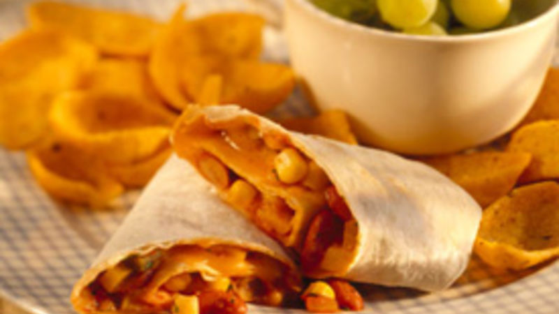 South-of-the-Border Wraps