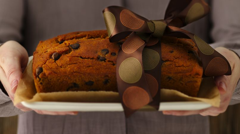 Allergen-Friendly Pumpkin Bread