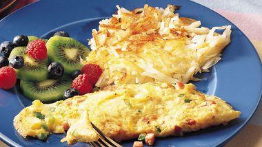 Gluten-Free Denver Omelet