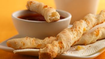 Two-Cheese Straws