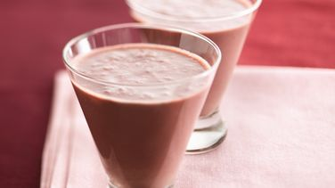 Chocolate Raspberry Smoothies (Cooking for 2)