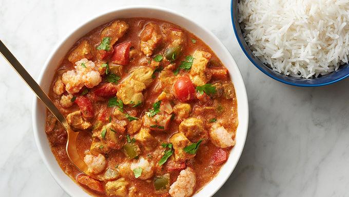 Easy Slow-Cooker Chicken Korma