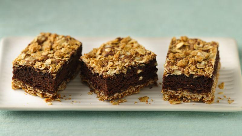 Oatmeal Brownie Bites