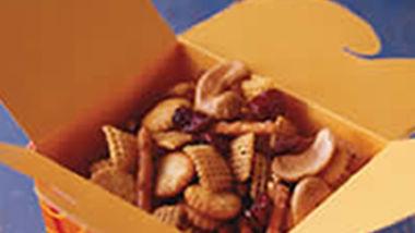 Caesar Snack Mix