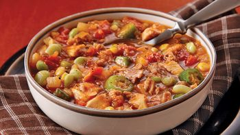 Slow-Cooker Simple Brunswick Stew