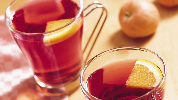 Slow-Cooker Spiced Cranberry-Apple Cider