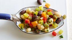 Hispanic Salad with Chimichurri