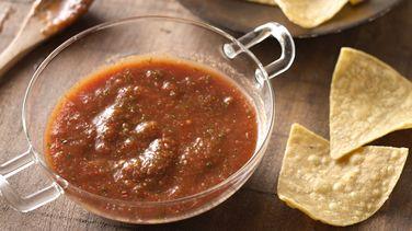 Salsa de Chile de Árbol