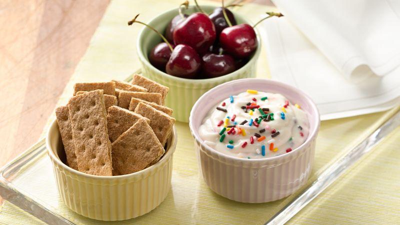 Party Confetti Yogurt Dip