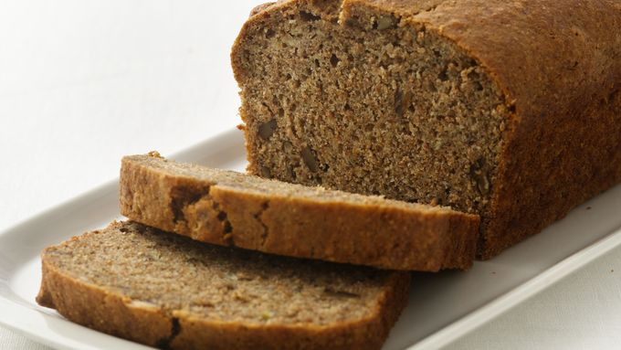Skinny Banana Nut Bread
