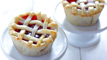 Mini Pies in a Cupcake Tin