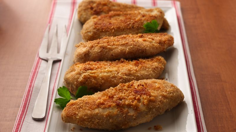 Parmesan-Dijon Chicken