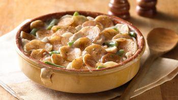 Roasted Garlic Chicken Casserole