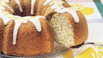 Lemon-Poppy Seed Brunch Cake