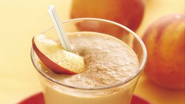 Peachy Chai Smoothies