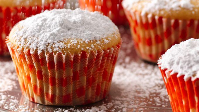 Orange Soda Cupcakes