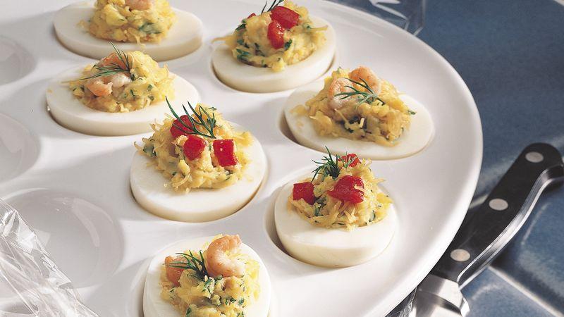 Gluten-Free Zesty Deviled Eggs