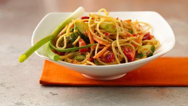 Veggie Thai Noodle Salad