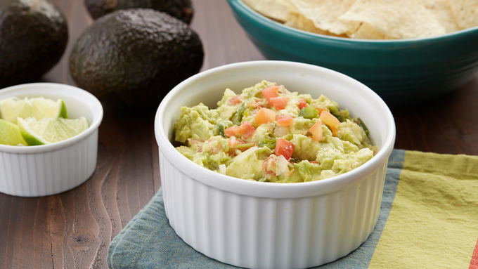 10-Minute Fresh Guacamole