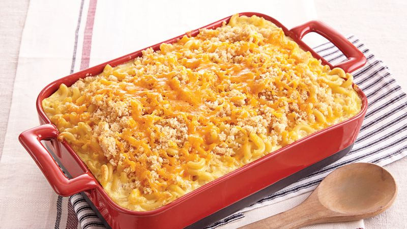 Custard-Style Mac and Cheese