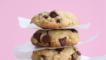 Hard Boiled Egg Chocolate Chip Cookies
