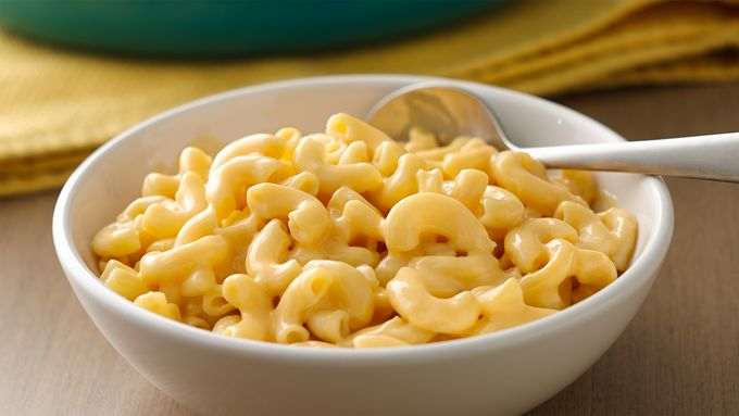 3-Ingredient One-Pot Mac and Cheese