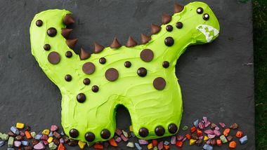 Rex the Dinosaur Cake