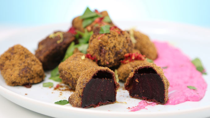 Cocoa Puffs™ Beets