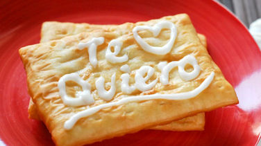 Sweet Morning Love Notes with Toaster Strudel®