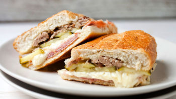 Slow-Cooker Cuban Sandwiches