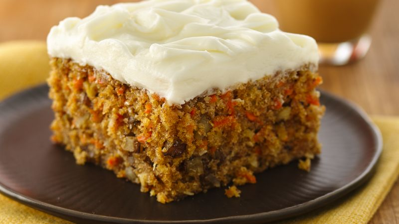 Carrot Cake (White Whole Wheat Flour) recipe from Betty ...